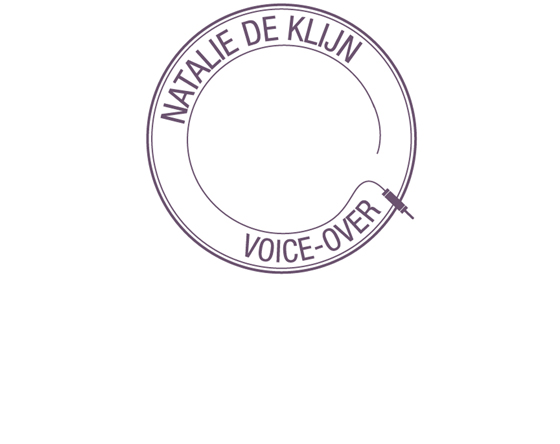 Voice Over / Stemactrice Natalie de Klijn
